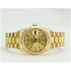 Pre-Owned Rolex Day-Date 18078