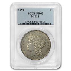 1879 Goloid Metric Pattern Dollar PR-62 PCGS (Judd #1618 R-5)