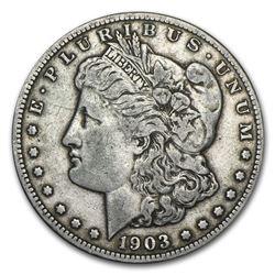 1903-S Morgan Dollar VF