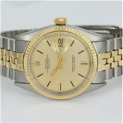 Pre-Owned Men's Rolex Datejust 1601