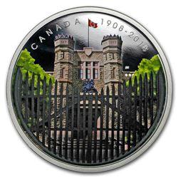 2018 Canada 2 oz Silver $30 110th Anniversary of the RCM
