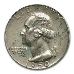 1950 Washington Quarter PR-67 PCGS