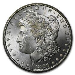 1883-CC Morgan Dollar BU