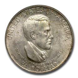 1936-S Cincinnati Half Dollar Commem MS-65 PCGS
