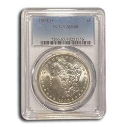 1900-O Morgan Dollar MS-65 PCGS