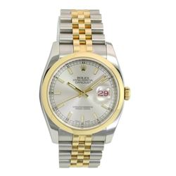 Pre-Owned Rolex Datejust 116203