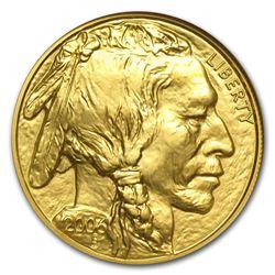 2006 1 oz Gold Buffalo BU
