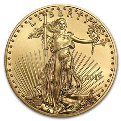 2019 1/4 oz Gold American Eagle BU