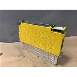 FANUC - A06B-6114-H105 aiSV 80 SERVO DRIVE (CASING CRACKED, FAN MISSING)