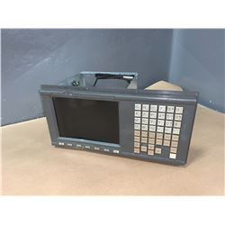 "FANUC A02B-0120-C041#TAR 9"" CRT/MDI UNIT (RETRO-FITTED WITH A LCD SCREEN)"
