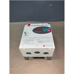 LG INDUSTRIAL SYSTEMS SV008iG-2U VARIABLE FREQUENCY DRIVE