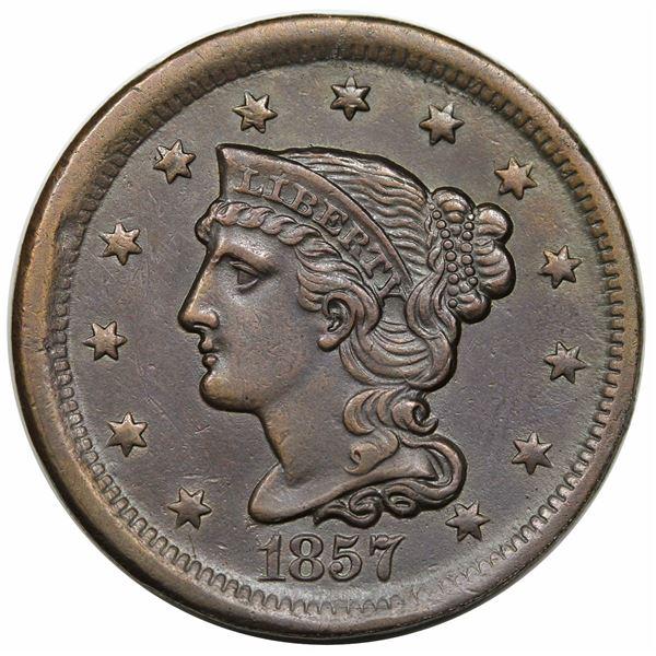 1857  N-4  R1  VF25