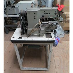 Juki Eastlex Automatic Belt Loop Sewing Machine (need tune up and tube replacement)