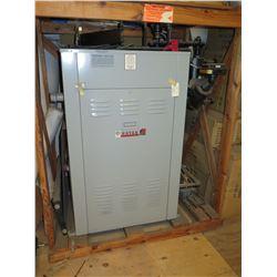 Unused Bryan F450-S-15-GI Sanitation & Sterilization Steam Boiler, Still in Crate, $6759 Cost