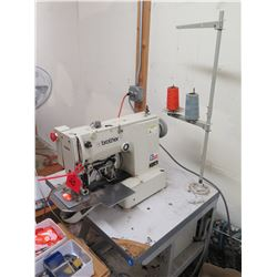 Brother LK3-B434EX Automatic Label Sewing Machine