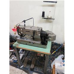 Juki LBH-793 Automatic Button Hole Machine