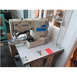 Brother LKC-B430E-2 Bar Tack Machine