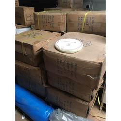 """6 Boxes of 1"""" Velcro, Mixture of Black and White, Male & Female (Each Box Has 1000 Meters)"""