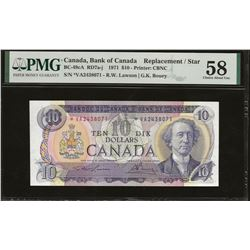 Bank of Canada BC-49cA *VA replacement AU58 PMG