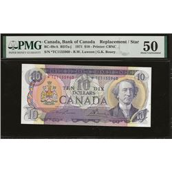 Bank of Canada BC-49cA *TC replacement AU50 PMG