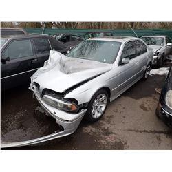 2002 BMW 525i