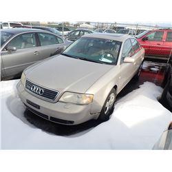 2000 Audi A6