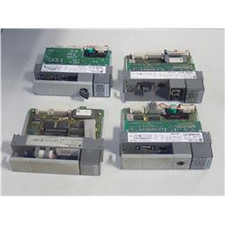 Lot of (4) AB Modules