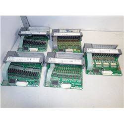 Lot of (5) Modules