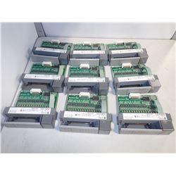 Lot of (9) #1746-IB32 Modules