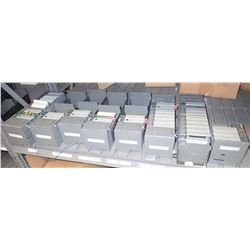 Lot of Racks with Modules