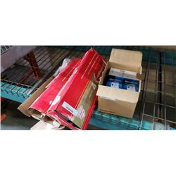 Eversef handsets and box of gas alarms