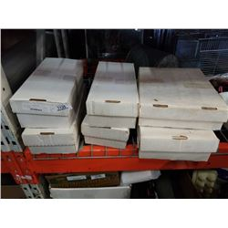 6 boxes of various sports cards
