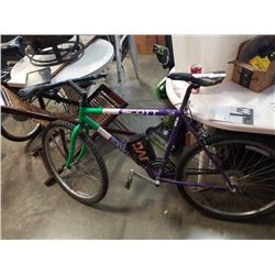 Scott sawtooth bike