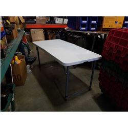 4 foot folding table