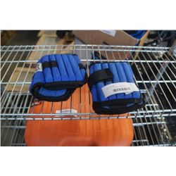 PAIR OF ALL PRO ANKLE WEIGHTS
