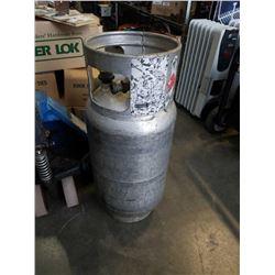 Forklift propane tank