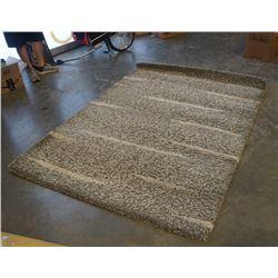 """63""""x90"""" luxury shag rug"""