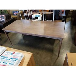 AS NEW DINING TABLE - INDONESIAN LEGAL WOOD FROM RESPONSIBLE SOURCES