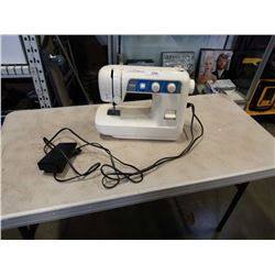 BROTHER VX-1140 COMPLETE SEWING MACHINE TESTED WORKING