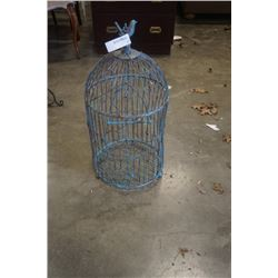 Decorative metal Birdcage