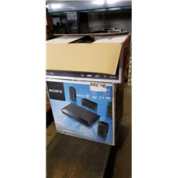Sony 1000w surround sound system and 2 bell PVRs