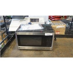 LG STAINLESS MICROWAVE