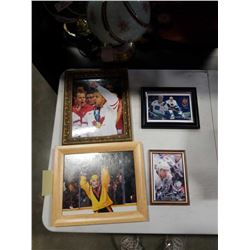 Box of 15 NHL official licensed photos
