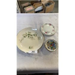 LOT OF SMALL CHINA DISHES