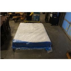 BEAUTY REST ASHWORTH TIGHT TOP MATTRESS - 90 DAY RETURN, VISIBLE STAINS