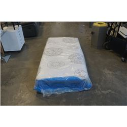 BEAUTYREST SILVER EMERALD TIGHT TOP TWIN XL MATTRESS - FACTORY DEFECTIVE, SLIGHT BULGE ON SIDE, DOES