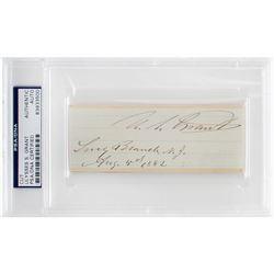 U. S. Grant Signature