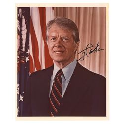 Jimmy Carter and Anwar Sadat Signed Photographs