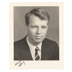 Robert F. Kennedy Signed Photograph
