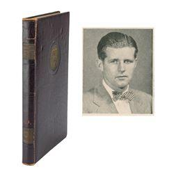 Joe Kennedy, Jr. 1941-1942 Harvard Law Yearbook